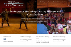 MJP Acting Workshops