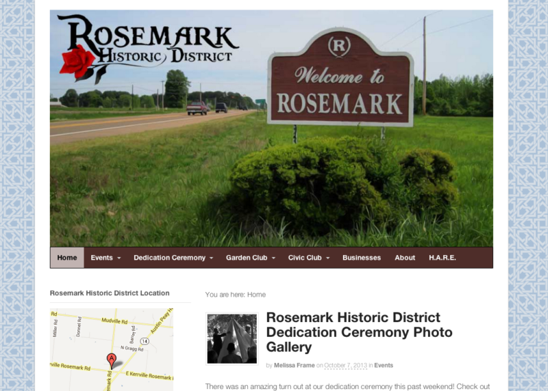 Rosemark Historic District